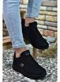 Riccon Siyah Siyah Unisex Sneaker 0012065 Siyah